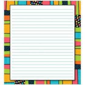 Stylin' Stripes Notepad