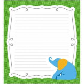 Parade of Elephants Notepad