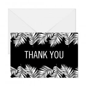 Simply Boho Note Cards with Envelopes, Pack of 10