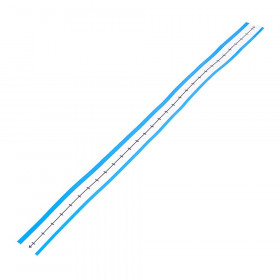 Blank Student Number Lines Manipulative, Grade K-3, 30 Pieces