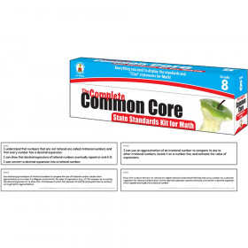 Math Gr 8 Complete Common Core Kit State Standards