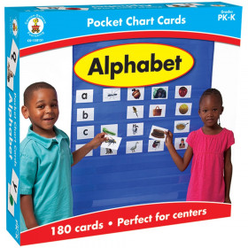 Alphabet Pocket Charts - Pocket Chart Games and Cards