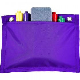 Magnetic Board Buddies: Purple Pocket Chart Pocket Chart