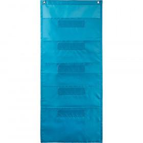 File Folder Storage: Teal Pocket Chart