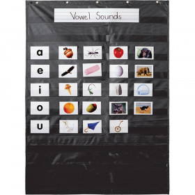 Essential: Black Pocket Chart