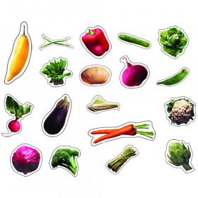 Vegetables Shape Stickers