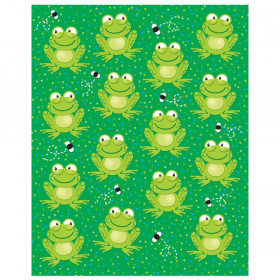 Frogs Shape Stickers, 90 Stickers