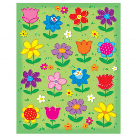 Flowers Shape Stickers