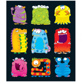 Monsters Prize Pack Stickers