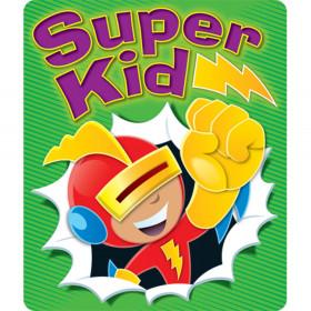 Super Kid Motivational Stickers