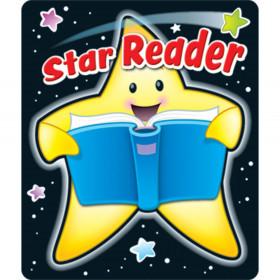 Star Reader Motivational Stickers