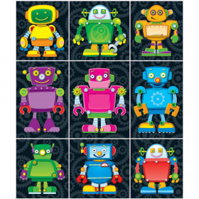 Robots Prize Pack Stickers