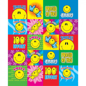 Smiley Faces Motivational Stickers