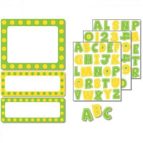 Lemon Lime Stickers