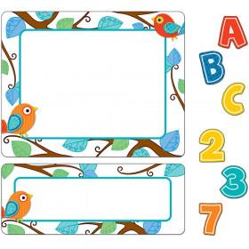 Boho Birds Variety Sticker Pack