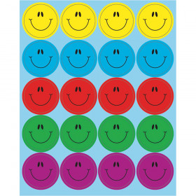 Dazzle Smiley Faces Dazzle Stickers