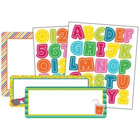 School Pop Variety Sticker Pack