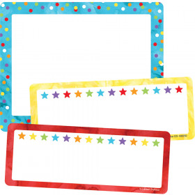 Celebrate Learning Label Stickers