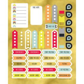 Aim High Planner Accents Sticker Pack