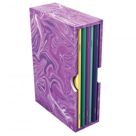 Galaxy Mini Journals Desk Collection, Set of 5