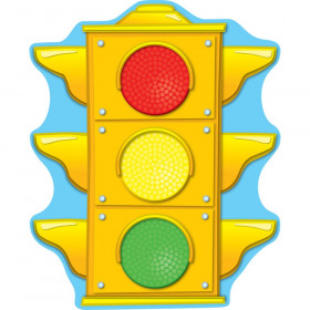 Stoplight Two-Sided Decoration
