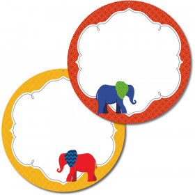 Parade of Elephants Two-Sided Decoration