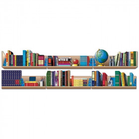 Bulletin Board Set Bookshelf Topper