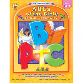 ABCs of the Bible, Grades PK - K