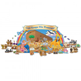 Noahs Ark Bulletin Board Set