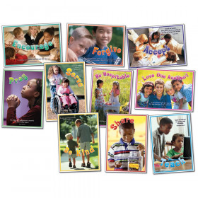 Love One Another Bulletin Board Set, Grade PK-3