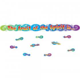 The Fruit of the Spirit Mini Bulletin Board Set