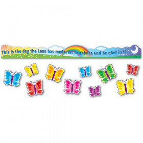 This Is the Day Mini Bulletin Board Set