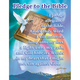 Pledge to the Bible Chart