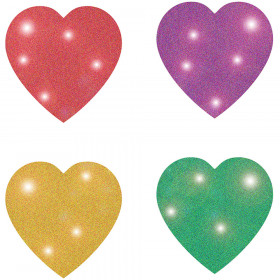 Hearts, Multicolor Chart Seals