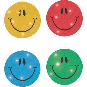 Smiley Faces, Multicolor Chart Seals