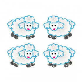 Lambs Dazzle Stickers