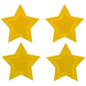 Stars, Gold Foil Chart Seals