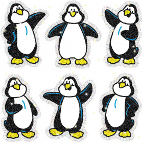 Penguins Dazzle Stickers