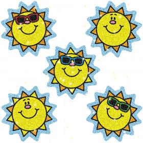Suns Dazzle Stickers