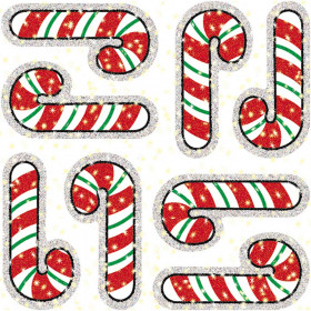Candy Canes Stickers