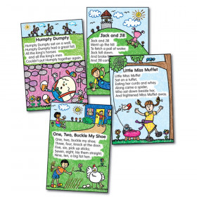 Nursery Rhymes: Kid-Drawn Bulletin Board Set