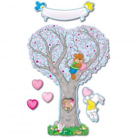 Caring Heart Tree Bulletin Board Set