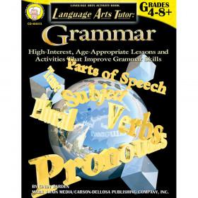 Language Arts Tutor: Grammar, Grades 4 - 12