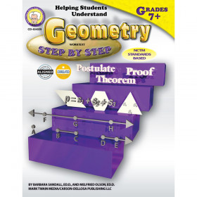 Helping Students Understand Geometry Resource Book, Grade 7-12, Paperback