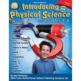 Introducing Physical Science, Grades 4 - 6