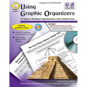 Using Graphic Organizers, Grades 6 - 8