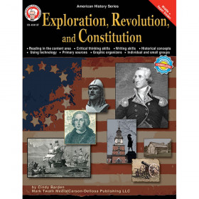 Exploration, Revolution, and Constitution, Grades 6 - 12