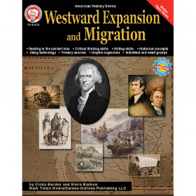 Westward Expansion and Migration, Grades 6 - 12