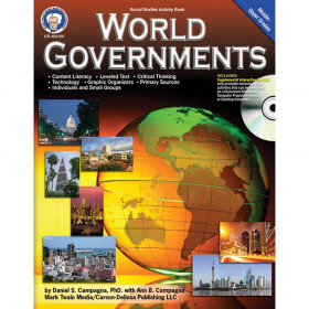 World Governments, Grades 6 - 12