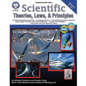 Scientific Theories, Laws, and Principles, Grades 5 - 12